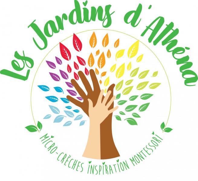 Logo jardin athena modifs